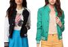 Custom Varsity Jacket From China Garment Manufacturer for girls