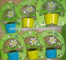 Car decorative/Solar Power Flower/Dancing Flower Toy