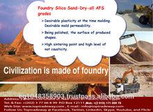 Round Shape Foundry Sand