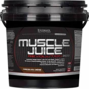 Ultimate Nutrition Muscle Juice Revolution 2600 Vanilla Creme 11.1 lbs