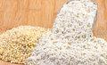 farine de sorgho blanc