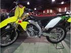 2013 Suzuki RM-Z250 Dirt Bike