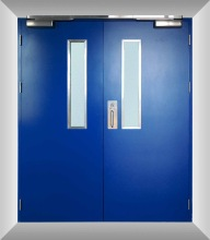 Fire Rated Hollow Metal Doors