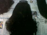 Natural Indian Human Hair Wig