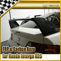 Honda integra DC5 2001-2005 acura rsx karbon fiber arka gövde spoyler