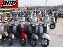 acp de alta calidad usados japoneses scooters 50cc para los nuevos productos en busca de distribuidor