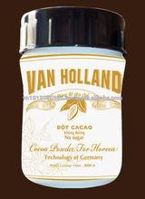 Vietnam No Sugar Van Holland Cacao Powder 300Gr FMCG products