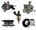 Más alta de gnc/inyector de glp( h2100. H2200) para un gran gasolina/del motor diesel