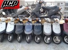 acp de alta calidad usados japoneses scooters 50cc para nuestra empresa quiero distribuidor