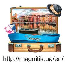 Italy: Venice, Milan, Rome, Florence 3D tourist souvenir