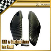 For Audi 2011 A1 Carbon Fiber Center Console Side Cover