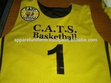 Reversible mesh basketball