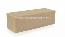 Oatmeal Goats Milk Artisan Handmade Soap Loaf -3 Pounds