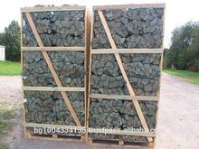 dried 10-15% moisture FSC CERTIFIED firewood on pallets 1m3 ; 1.1m3 ; 1.2m3 ; 1.27 m3; 1.5m3 ; 1.8m3 ; 1.9m3 ; 2m3 ; 2.6 m3