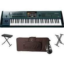 yeni korg kronos x 61 klavye synthesizer iş istasyonu