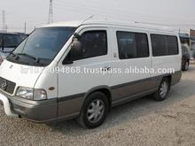 ssangyongistana utiliza mini bus