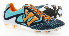 Skreamer Pro FG Soccer Shoes (Blue Radiance)
