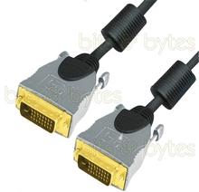 DVI to DVI Plug to Plug -5m