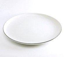"Nora Flat Porcelain Plate, Diam. 26 cm (10"")"