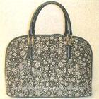 made in Japan woman leather handbags genuine deer skin called INDEN