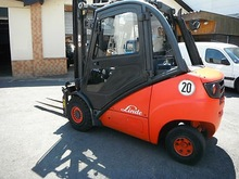 Linde H 30 D Forklift - Internal stock No.: 31093