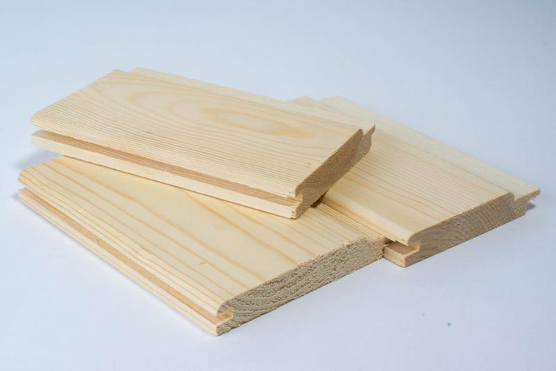 Holz wandverkleidung mit feder und nut 16mm anderes Bauholz Produkt ID