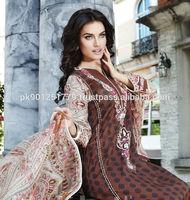Pakistani Lawn Suits , Ladies Cotton Suits