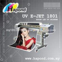 High Quality & Performance - UV E-JET 1801