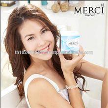 Merci Merci Sleeping Mask Cream Whitening Collagen Urgent Skin Restoration Skincare
