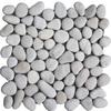 Mosaic Regular Pebbles White