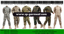 SP Garment Military Uniforms