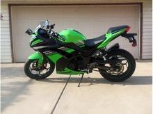 2013 Kawasaki Ninja 300 Sportbike