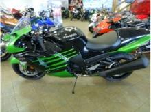 2014 Kawasaki Ninja ZX-14R ABS Sportbike