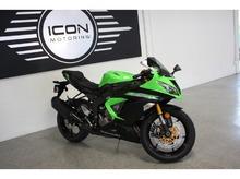 2014 Kawasaki Ninja Zx -6R Sportbike