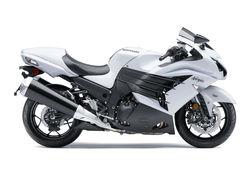 2014 Kawasaki Ninja ZX-14R ABS