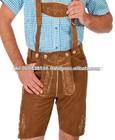 Cow suede leather trachten german hosen