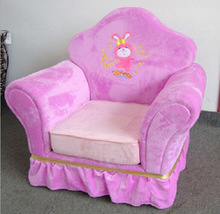 single seat princess sofa children sofa