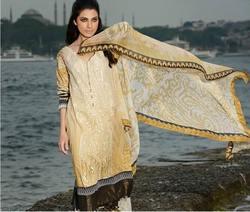 Beautiful printed stylish Ladies Pakistani suits Designer Suit