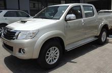 Toyota Hilux Vigo 4WD, Double Cabin, 5 seats, 2014, Diesel, Automatic Transmission