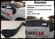 Snorkel for Ford Ranger, Mazda BT-50, Toyota Hilux Vigo, Nissan Navara, Isuzu Dmax