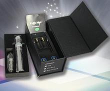 2014 new large led vaporizer smoking pen ego v9 electronic cigarette wholesale
