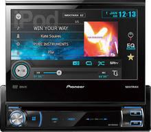 Alpine DVD Vehicle Navigation System