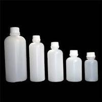 Plastic HDPE medical bottles