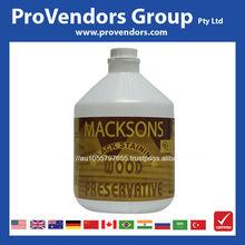Macksons Wood Preservative (Black)