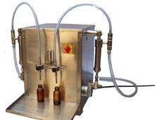 Twin Head Liquid Filling Machine