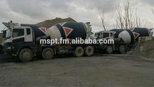 Used Cement Mixer Trucks