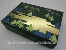 Gyokushodo Stick Incense, Jinko Kojurin Agarwood, Economical Bulk Pack