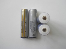 (wholesale)18650 battery 2250mah 3.6V CGR18650CH button top with pcb for 18650 panasonic