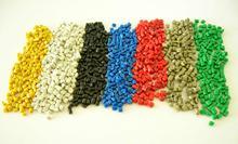 Mixed Colour Low Density Polyethylene (LDPE) Granules