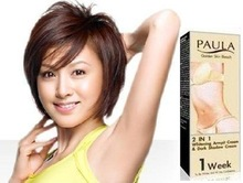 1 Week White Skin Bleach Whitening Cream for Underarms Bikini Area 80g